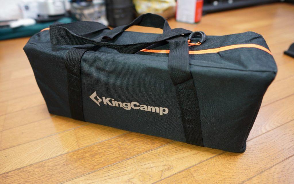 kngcampのテーブルはかっこいい